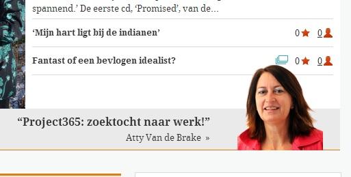 Atty met blog bij Meppeler Courant: Just do it