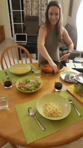 cooking with leah davis