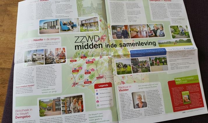 De Weyert Dwingeloo.Zorgcollectief Zuidwest Drenthe Strategisch Meedenken Creatief